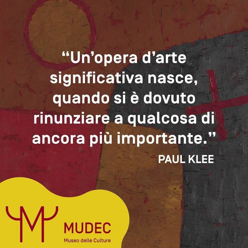Buon compleanno Paul Klee...il