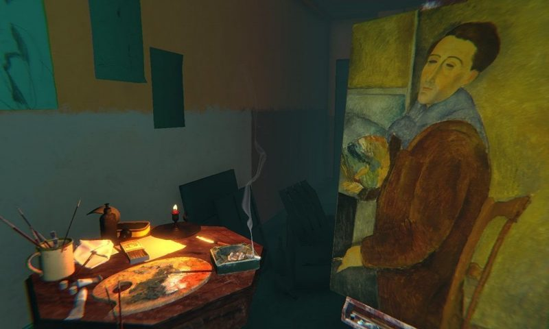 realtà virtuale e arte