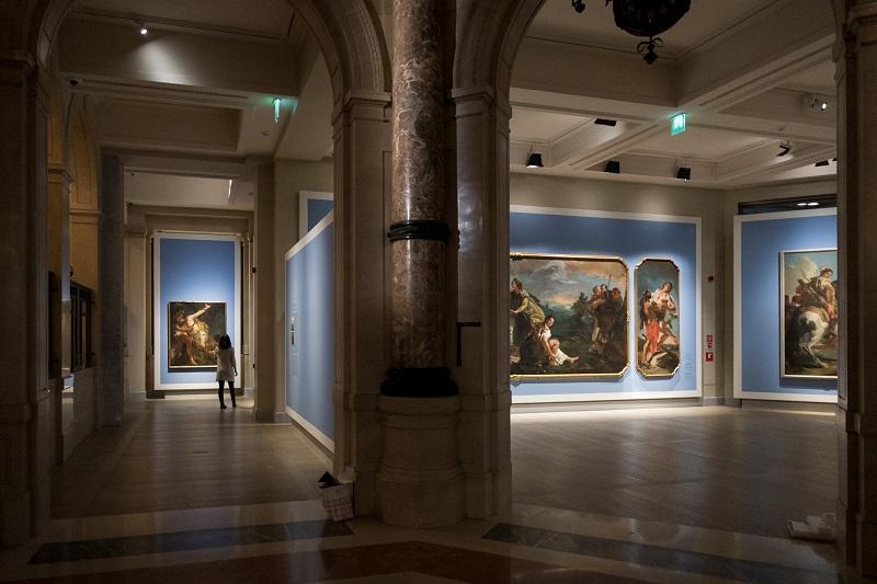 Tiepolo. Venezia, Milano, l'Europa  - Art Nomade Milan